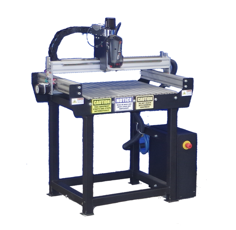 Flex CNC Router - Perfect CNC Router for small shop production.