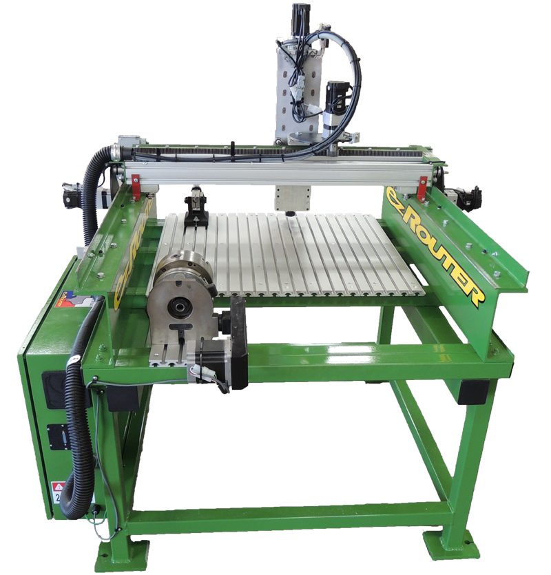 cnc router rotary 4 axis