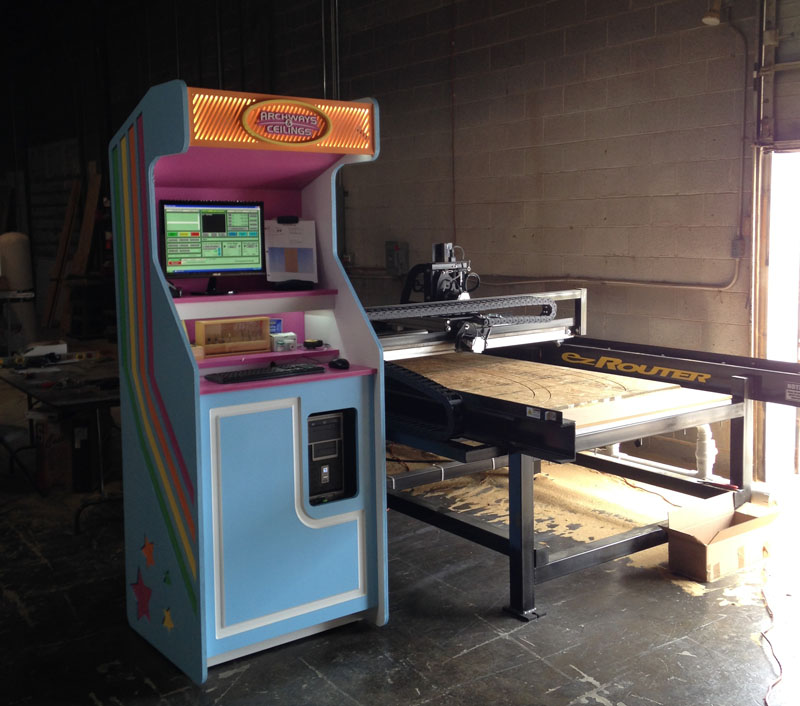 Never Used a CNC Router Before? It was no problem for the guys at ...
