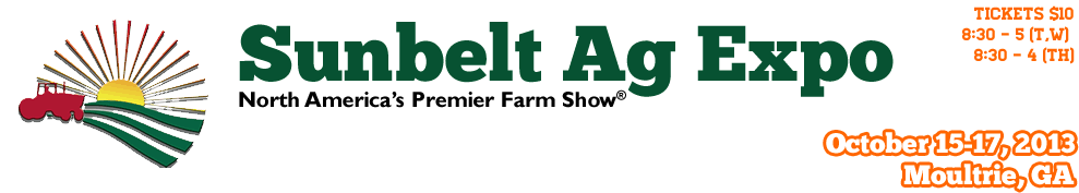 The Sunbelt Ag Expo 2013