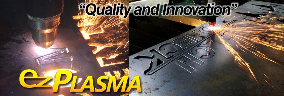 CNC Plasma Cutters by EZ Plasma
