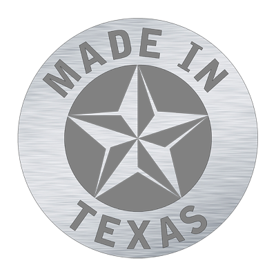 Made in Texas, Made in the USA!